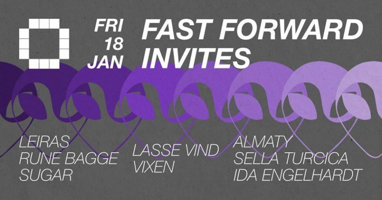 Fast Forward Invites